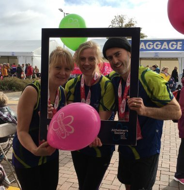 Lonsdale Services colleagues run 10 miles for charity