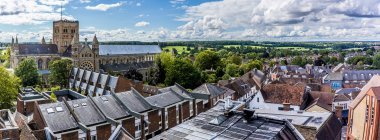 St Albans is a popular choice for home buyers moving to Hertfordshire